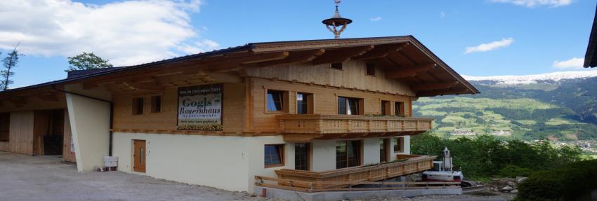 Bauernhof Appartements am Goglhof - Urlaub am Bauernhof