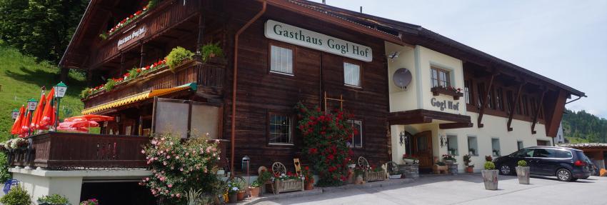 Der Goglhof - Urlaub am Bauernhof in Fügen im Zillertal